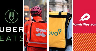 aplicaciones para delivery con tu moto