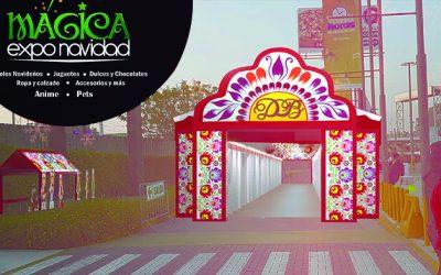 Vuelve la Expo Mágica Navidad 2021 en el C.C Mega plaza